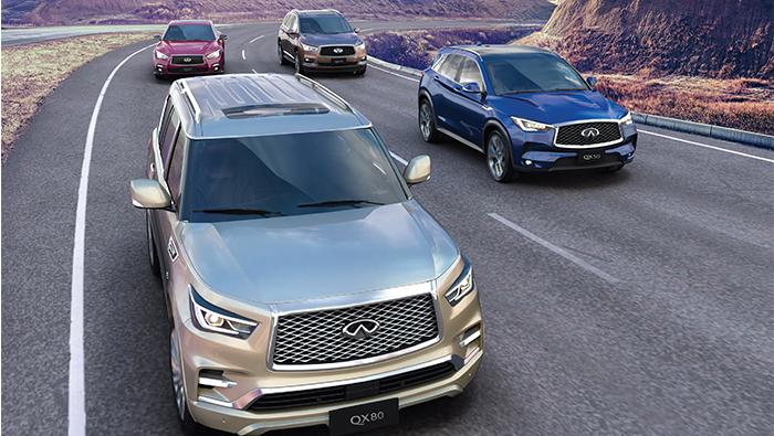 INFINITI Oman announces special offer on versatile SUV range