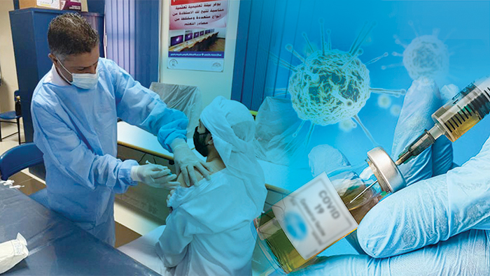 Vaccination drive gains momentum in Oman