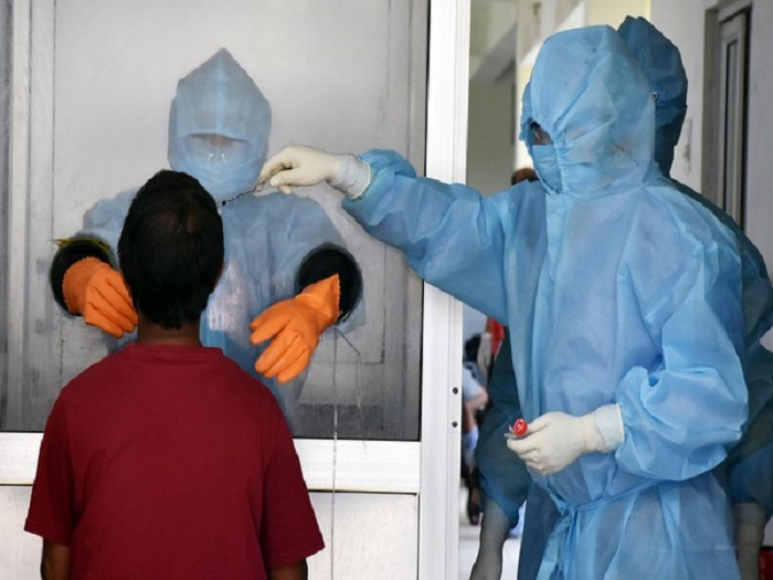 India reports lowest COVID-19 cases in 2 months