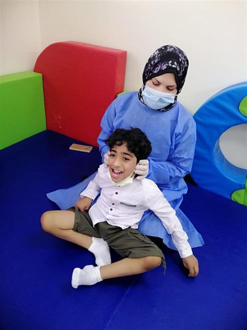 150 طفلًا يستفيدون من خدمات جمعية الأطفال ذوي الإعاقة ببركاء