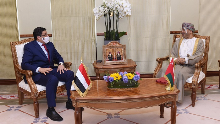 His Majesty receives letter from President of Yemen