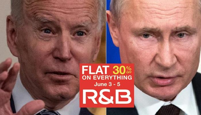 Biden says US stands with European allies ahead of Putin summit