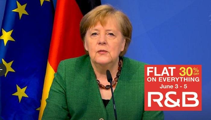 Merkel urges 'ambitious' Glasgow climate summit