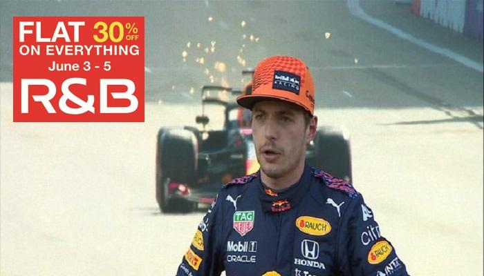 Max Verstappen curses 'stupid' qualifying at Azerbaijan GP
