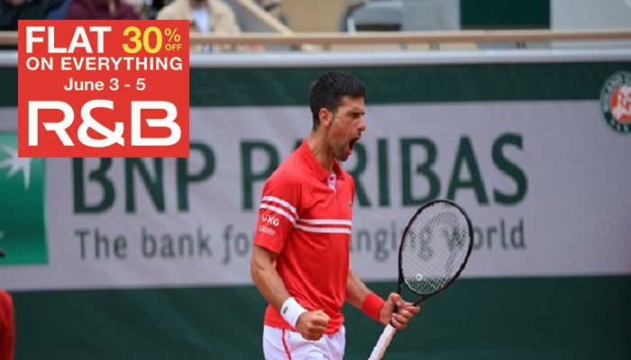Novak Djokovic pleased by comparison with Lewis Hamilton