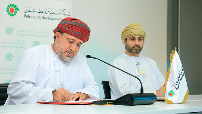 PDO inks pact with contractors to create Omani rig medic jobs