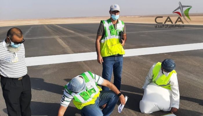 بعد إعادة التأهيل.. هيئة الطيران المدني توافق على تشغيل مطار فهود
