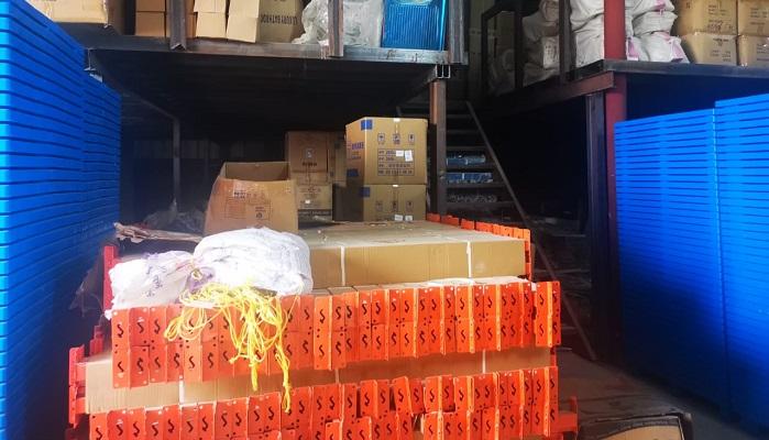 Unlicensed commercial stores in agricultural lands seized in Oman