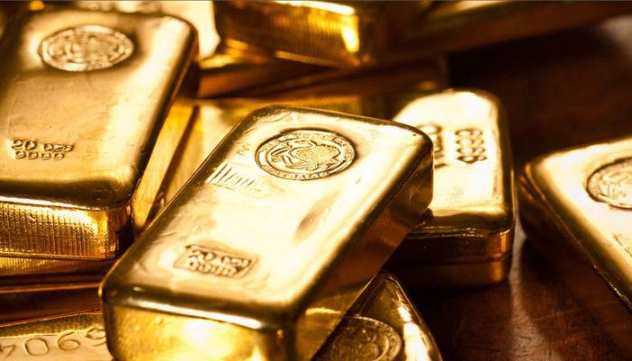 تراجع الذهب مع ارتفاع الدولار بشكل طفيف