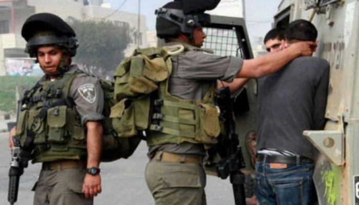 قوات الاحتلال تعتقل 17 فلسطينيًّا من الضفة الغربية