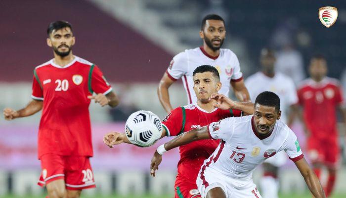 ظلم تحكيمي  يساهم بخسارة منتخبنا أمام قطر في التصفيات الآسيوية المزدوجة