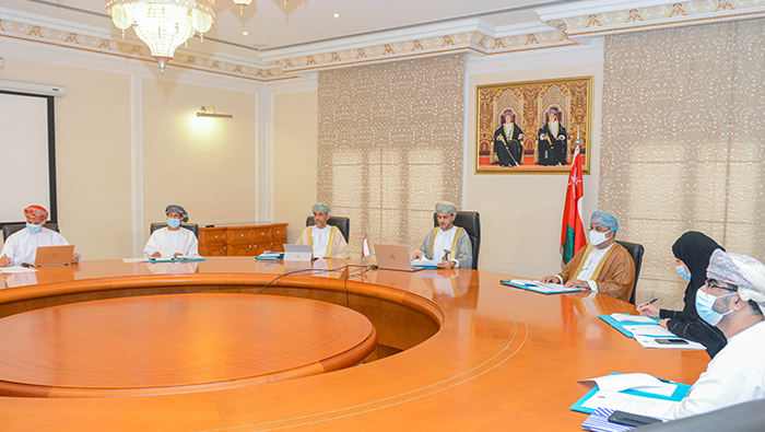 Oman participates in environment ministers meeting
