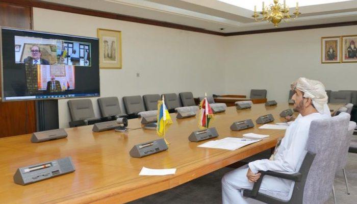 Oman reviews bilateral relations with Bangladesh, Ukraine