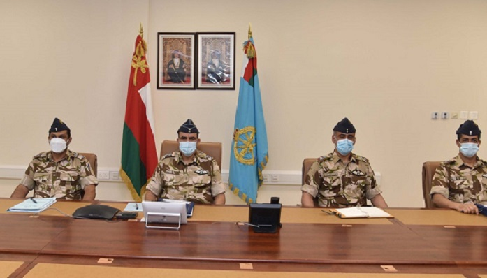 Oman attends 25th meet of air force leaders of GCC countries