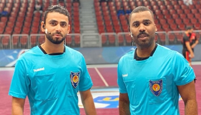 Two Omani referees to take part in 23rd Asian Club League Handball Championship