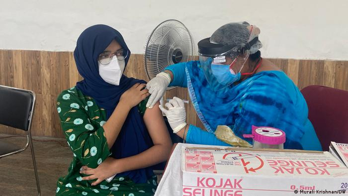 Mistrust, rumours fuel COVID vaccine hesitancy in India's Muslim communities