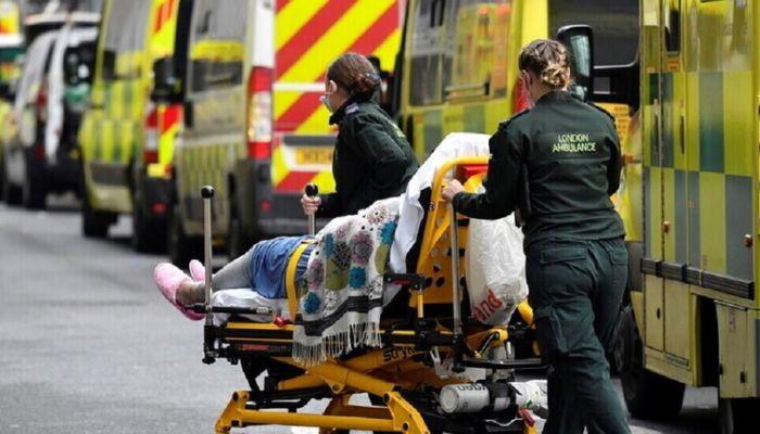 بريطانيا تسجل أعلى حصيلة إصابات يومية بكورونا منذ فبراير
