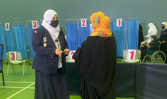 COVID-19: Campaign for second jab continues in Oman