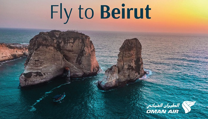 Oman Air launches direct flights to Lebanon