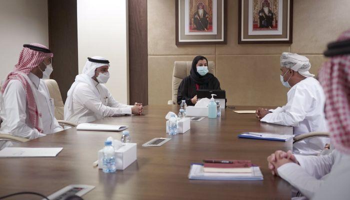 السلطنة والسعودية يبحثان تعزيز قطاع الأعمال والمشاريع الصغيرة والمتوسطة