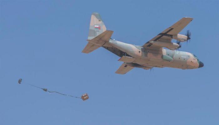 سلاح الجو السلطاني يشارك في تمرين (طويق 2) بالسعودية