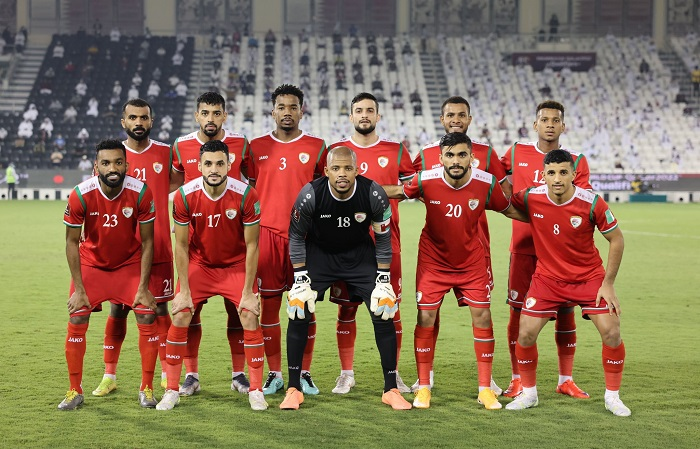 Oman to face Afghanistan in 2022 World Cup qualifiers