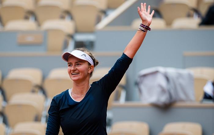French Open: Krejcikova storms into women's finals, sets up summit clash against Pavlyuchenkova