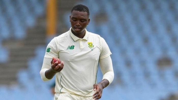 WI vs SA: Ngidi and Nortje put Proteas in command