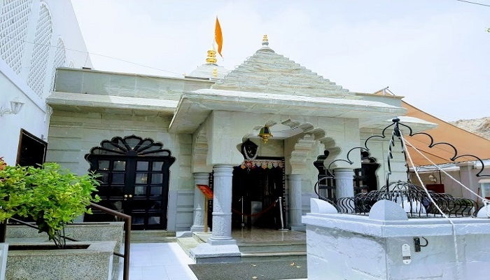 Temple in Darsait to be reopened to public
