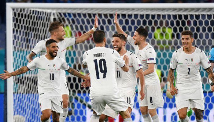 ايطاليا تفتتح يورو 2020 بفوز بثلاثة أهداف على تركيا