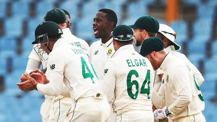 WI vs SA, 1st Test: Rabada, de Kock put South Africa on top