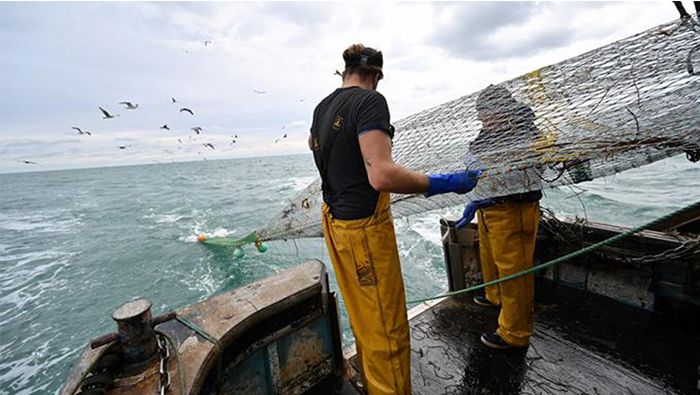 EU and UK reach fishing deal for 2020-21