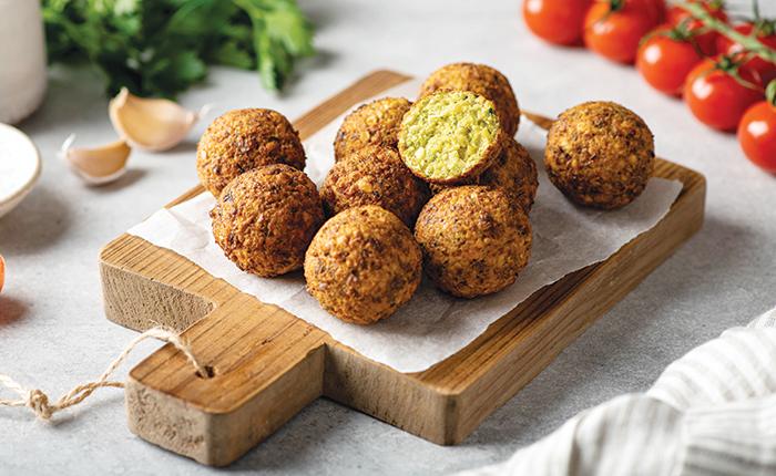 Celebrating International Falafel Day