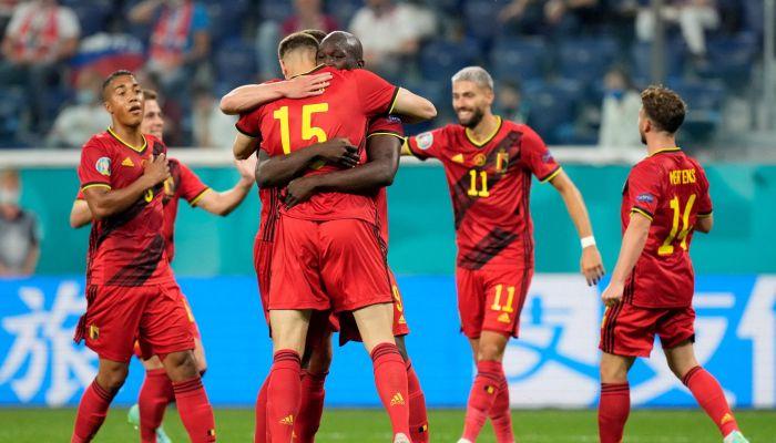 """بلجيكا تبدأ بقوة في """"يورو 2020"""" وتفوز بالثلاثة على روسيا"""