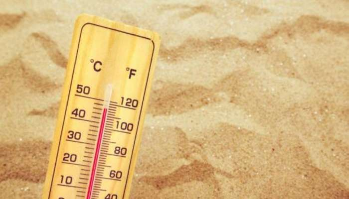 Temperature nearing 50 degrees in Oman