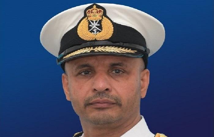 Royal Navy Commander returns to Oman