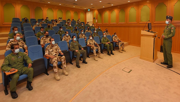 Royal Air Force of Oman starts air exercise activities