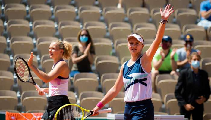 French Open: Krejcikova becomes first player to win women's singles, doubles title since 2000