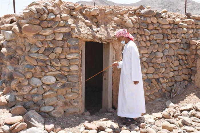 We Love Oman: Old houses  at Hail Al Ashkharyin
