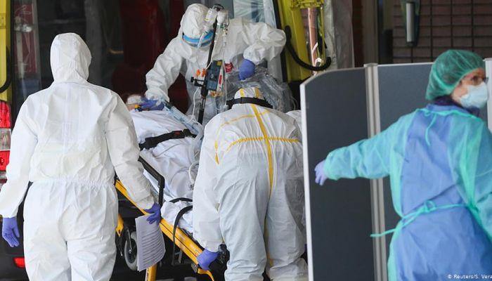 تسجيل 549 إصابة جديدة بكورونا في ألمانيا