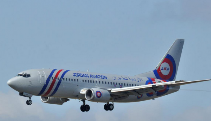 Jordan Aviation to operate Amman - Muscat flights