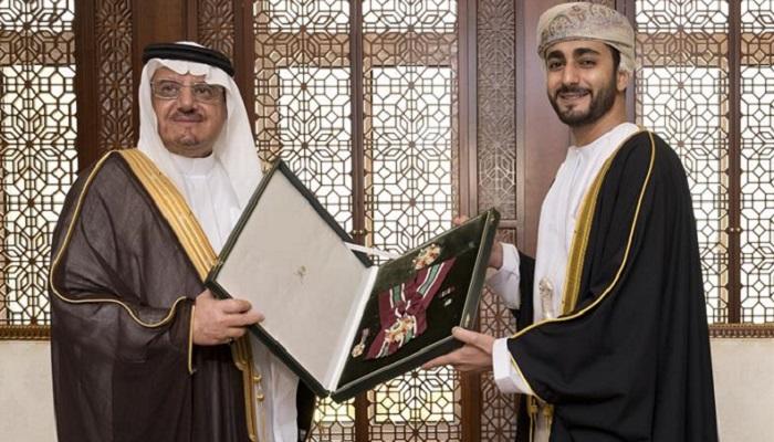 HM  confers order of felicitation on ABEGS former Director General