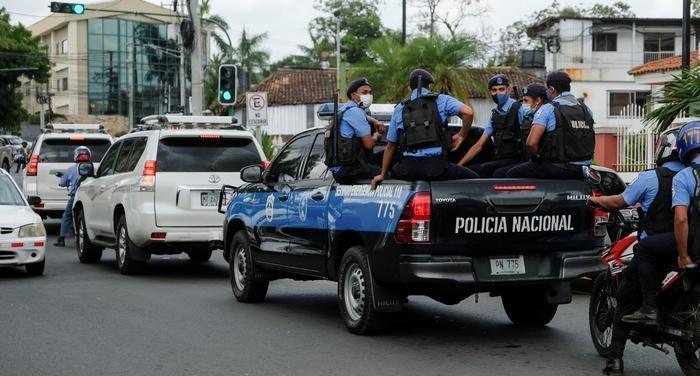 Nicaragua arrests more opposition figures in crackdown