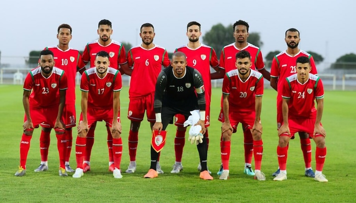 Oman's football team to face Bangladesh