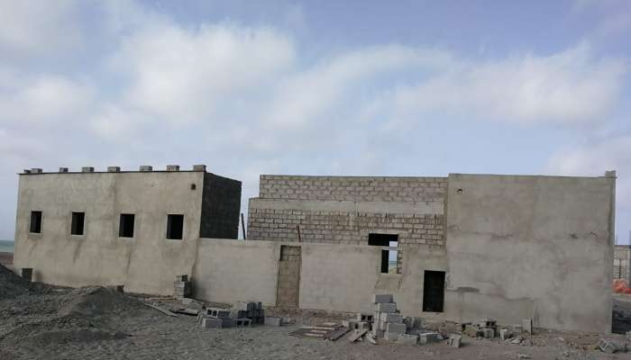 Around 50 people to benefit from this fishermen's village in Oman