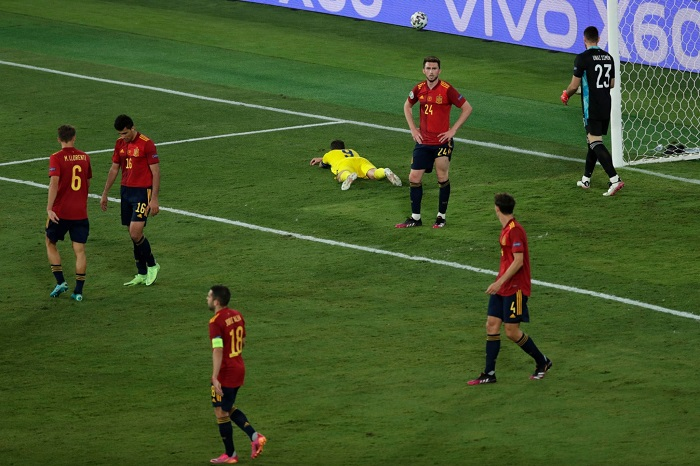 Euro 2020: Spain held to goalless draw by Sweden