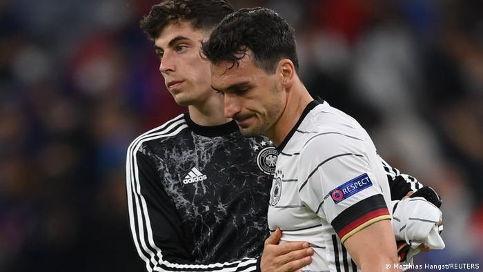 Euro 2020: Germany and Hummels caught in the eye of Pogba's French storm