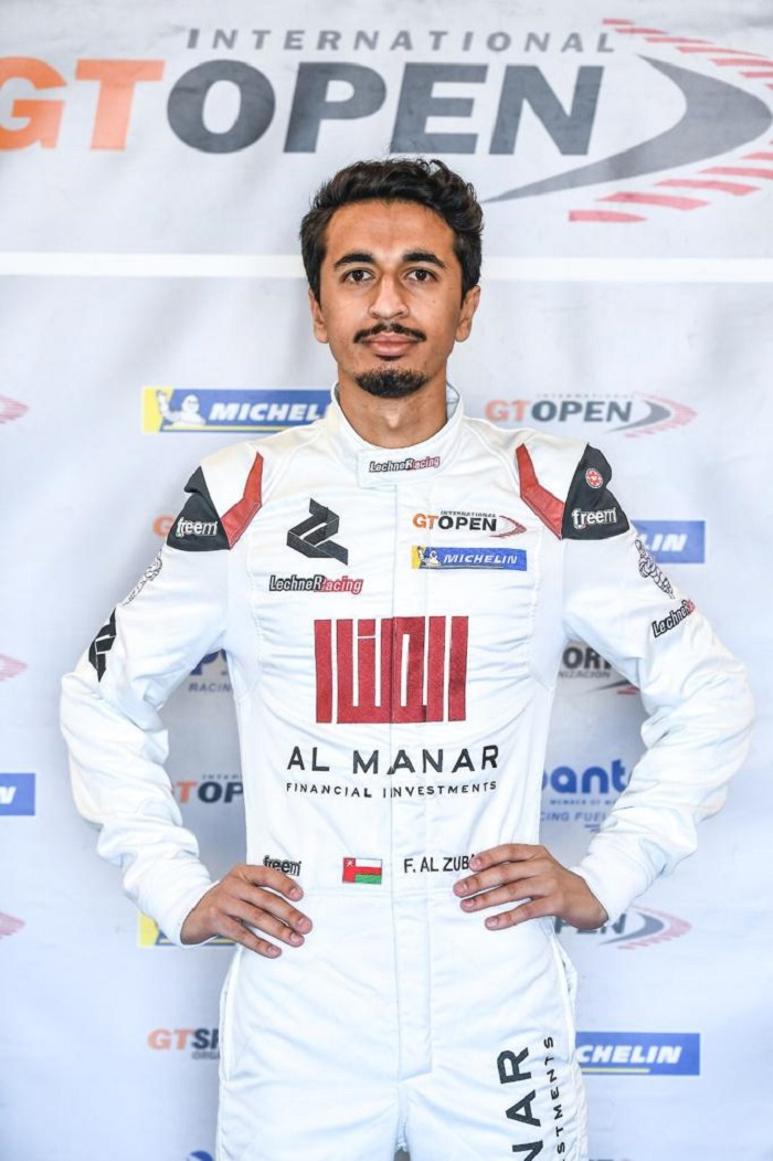 Al Faisal confident of  a good outing at Spa