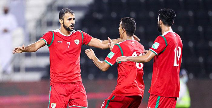 Financial reward to Oman football team announced