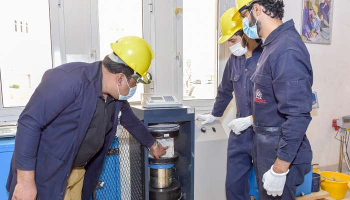 Omani students succeed in experimental study involving treated sewage waste